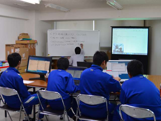 函館亀田ロータリークラブの活動「中学生の職業体験事業」